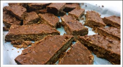 חטיפי שוקולד קראנץ'