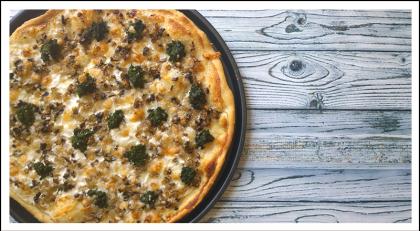 הפיצה של מאי